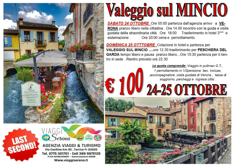 Valeggio sul Mincio & Verona 24-25 Ottobre