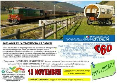 Transiberiana D'italia