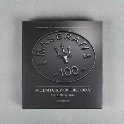 Maserati - a Century of History