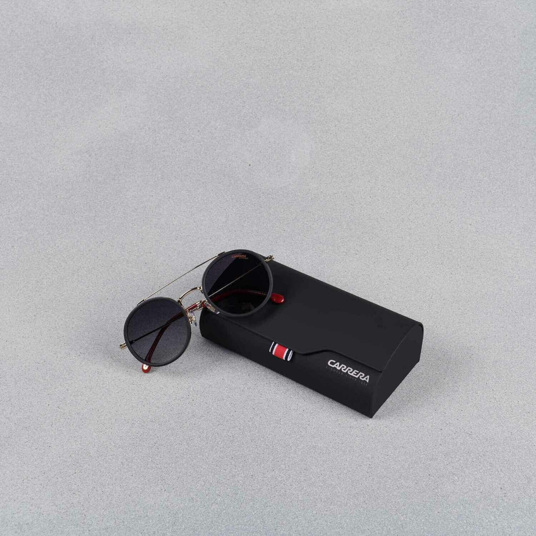 Carrera 167/S - Gold-Tone Sunglasses - Passione Caracciola limited edition