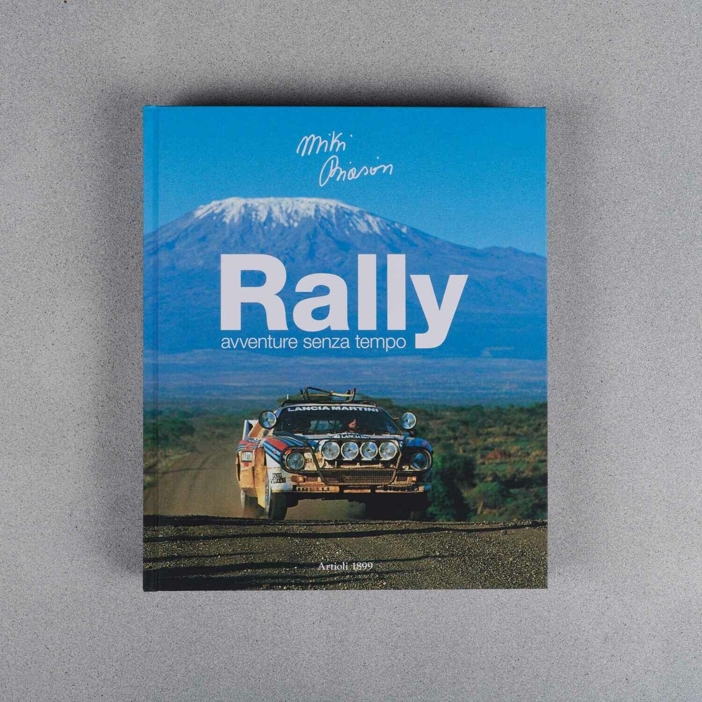 Rally - Miki Biasion