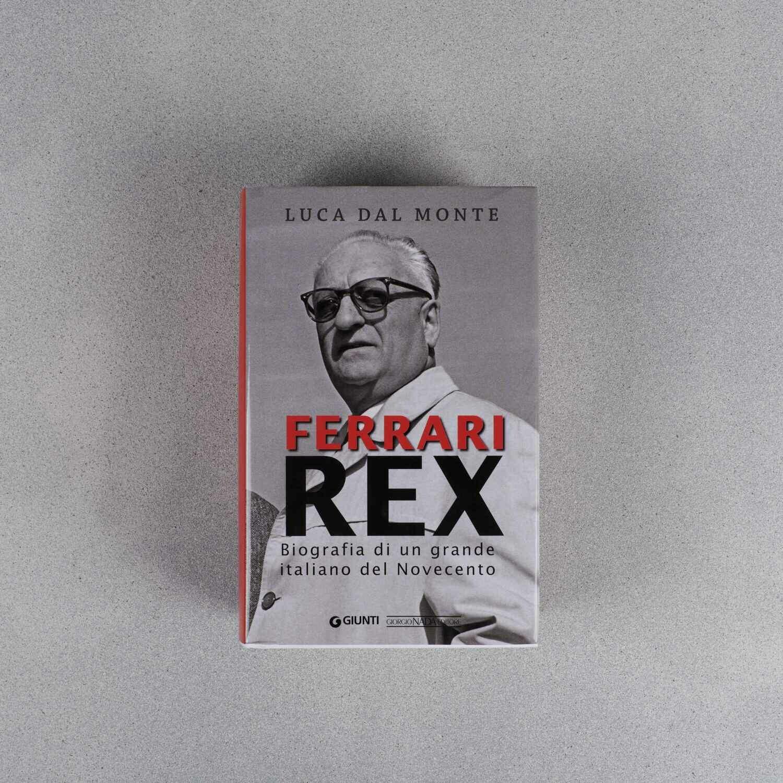 Ferrari REX - Luca Dal Monte