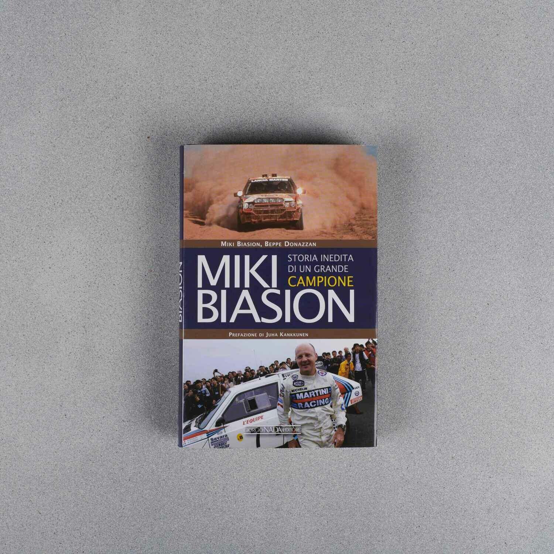 Miki Biasion - Storia inedita di un grande campione