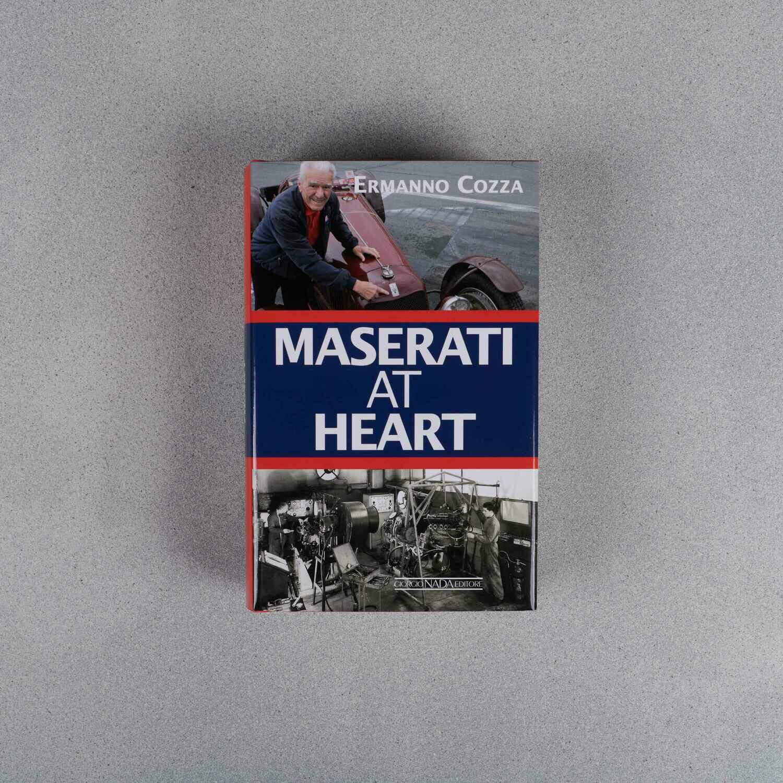 Maserati at Heart - Ermanno Cozza
