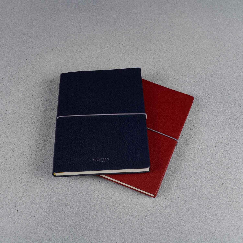 Serapian - Passione Engadina agenda (red or blue)