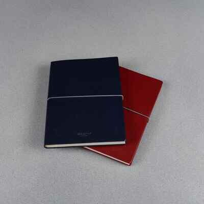 Serapian - Passione Engadina agenda (red or blue)