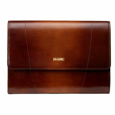 Santoni - leather handbag - 144RC Edition
