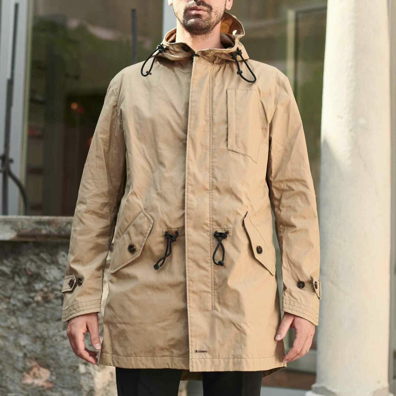 Nabholz - long jacket - Passione Caracciola Edition