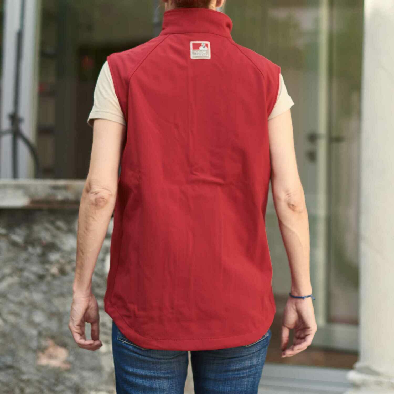 Red vest - Passione Caracciola