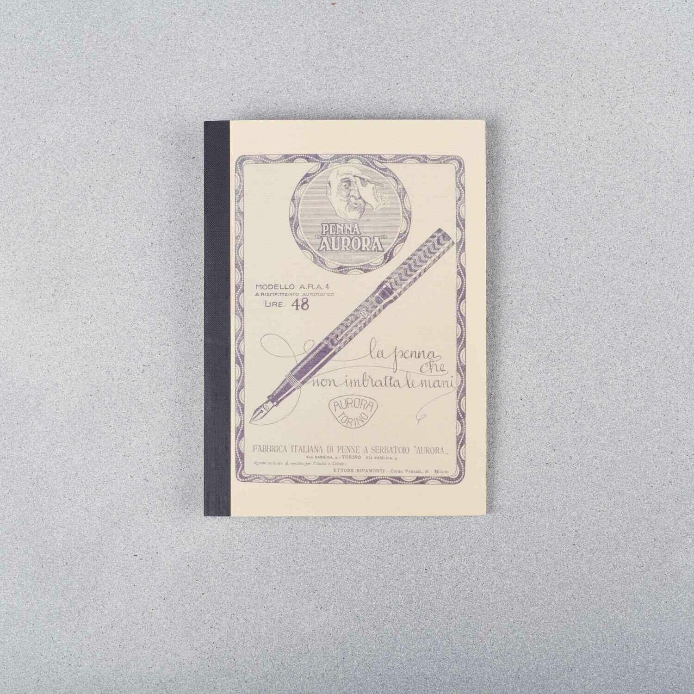 Penna Aurora - Notebook