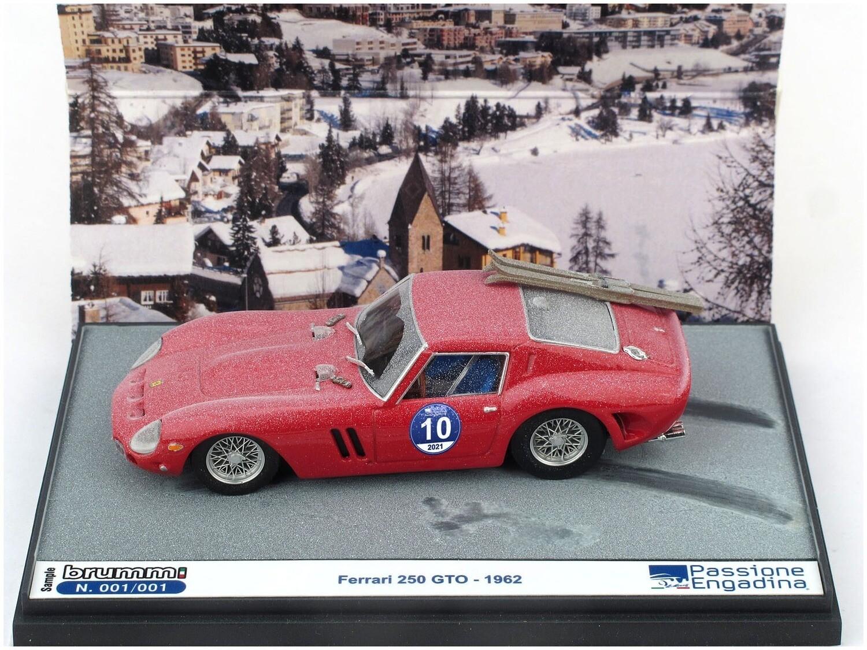 Ferrari 250 GTO 1962 - Passione Engadina Edition
