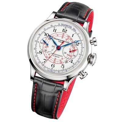 Baume et Mercier Capeland Flyback Passione Engadina limited-edition