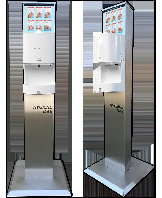 Hygiene Maxx Pro 2L Edelstahl