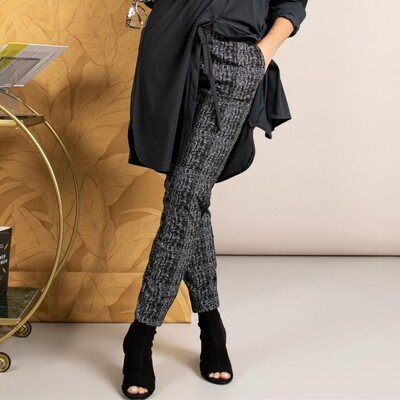 UPLINE check trousers | Studio Anneloes