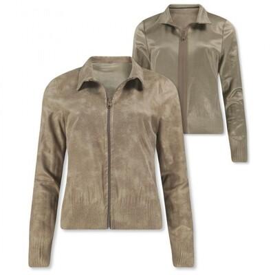 ADY leather jacket | Lizzy en Coco