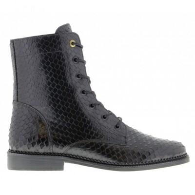 PLEUN CART 12-G zwart | Tango Shoes