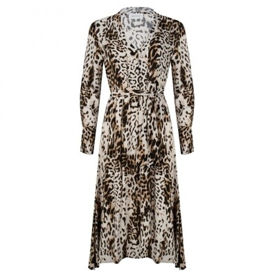 LEOPARD midi dress | Jacky Luxury