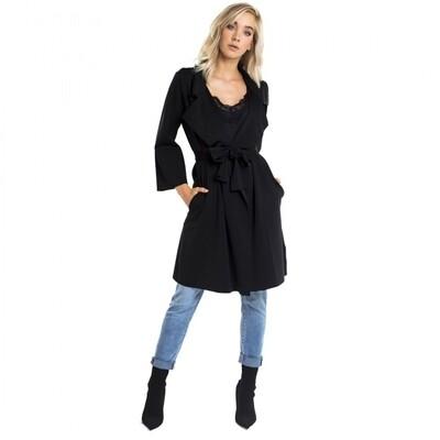Jas/vest met ceintuur | Jacky Luxury