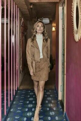 Leather Jacket | Jacky Luxury