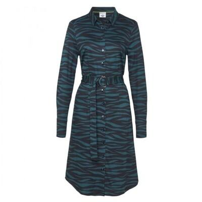 KAJA 37126-2 FOREST FLAMES dress | Desoto