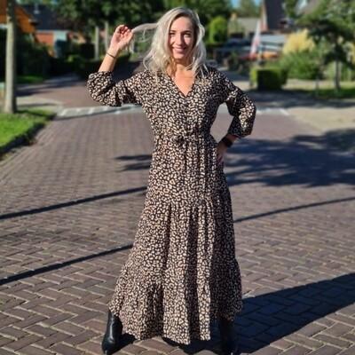 LUA302 maxi dress | People of 2morrow