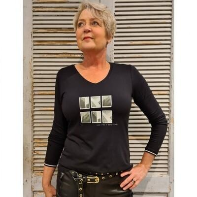Shirt met opdruk | Kenny S