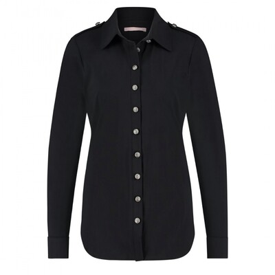 Poppy Safari blouse | Studio Anneloes