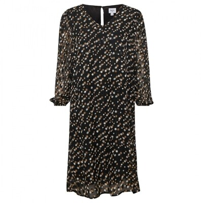 Dress BLACK STAR | Saint Tropez