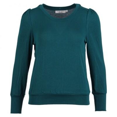 Shirt met pofmouw | Enjoy Womenswear