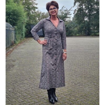 APLONIA PEBBLE dress | Y-Conic