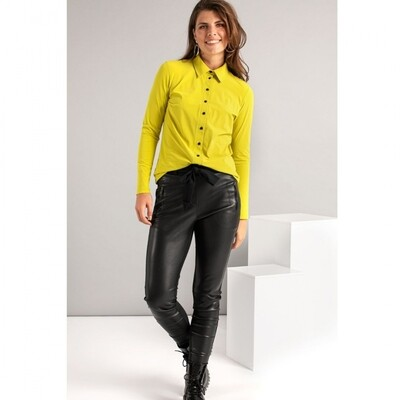 Margot leather trousers | Sudio Anneloes