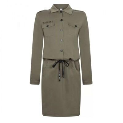 MYRA army dress | Zoso