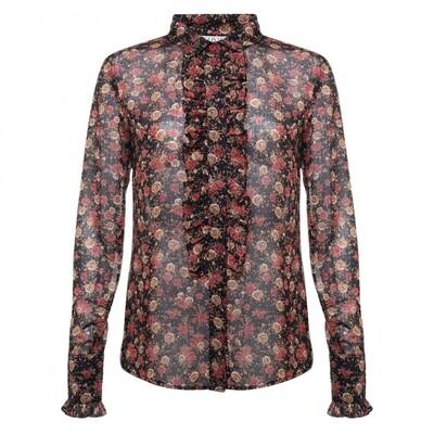 BEXLEY FLOWER blouse | Voyar la Rue