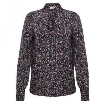 BIRDIE FLOWER blouse | Voyar la Rue