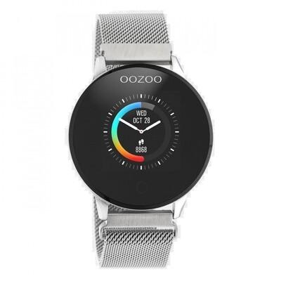 Q00116 Smartwatch ZILVER | Oozoo