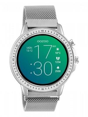 Smartwatch Q00305 zilver | Oozoo