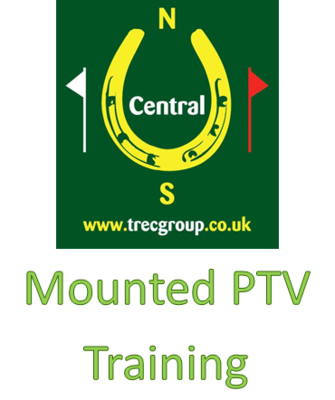Mounted PTV training