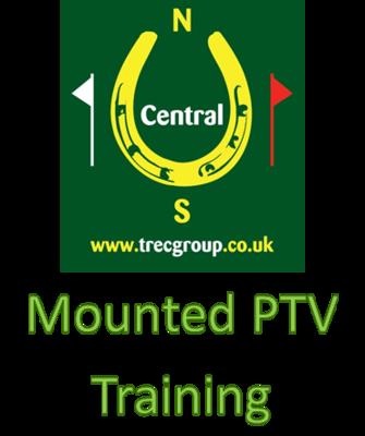 Mounted PTV training