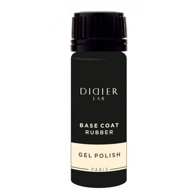 Gel Polish, Rubber Base Coat Didier Lab, Refill, 15ml