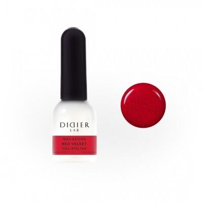 Gel Polish Didier Lab, Macarons, RED VELVET