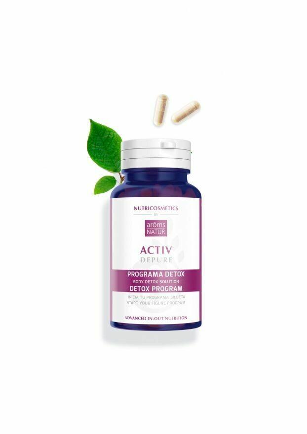 ACTIV DEPURE NUTRICOSMETICS 45 CÁPS.