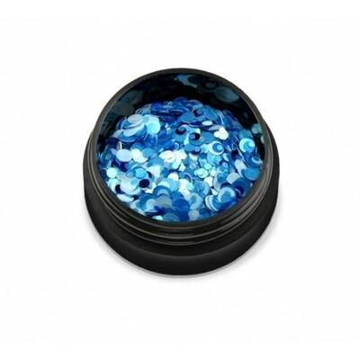 CONFETTI Didier Lab MIX WHITE/BLUE (Q04-104)