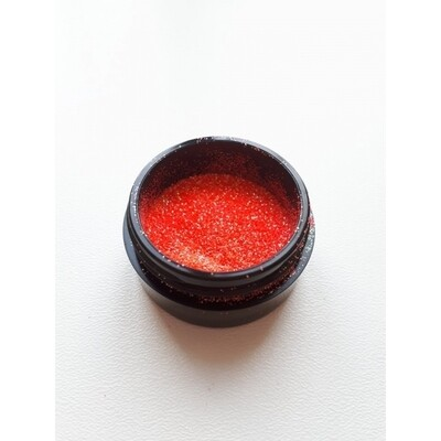 NAIL GLITTER Didier Lab, PINK RED, 2,5g