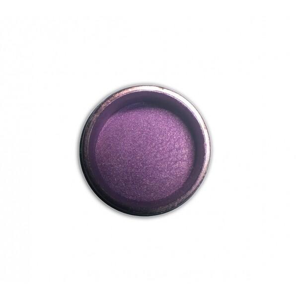 TWO TONES pigment powder 'Didier Lab', VIOLET RED, 2,5g