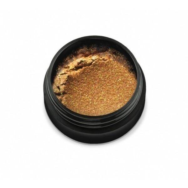 TWO TONES pigment powder 'Didier Lab', ACTEC GOLD, 2,5g