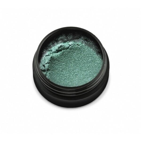 TWO TONES pigment powder 'Didier Lab', GREEN GREY, 2,5g