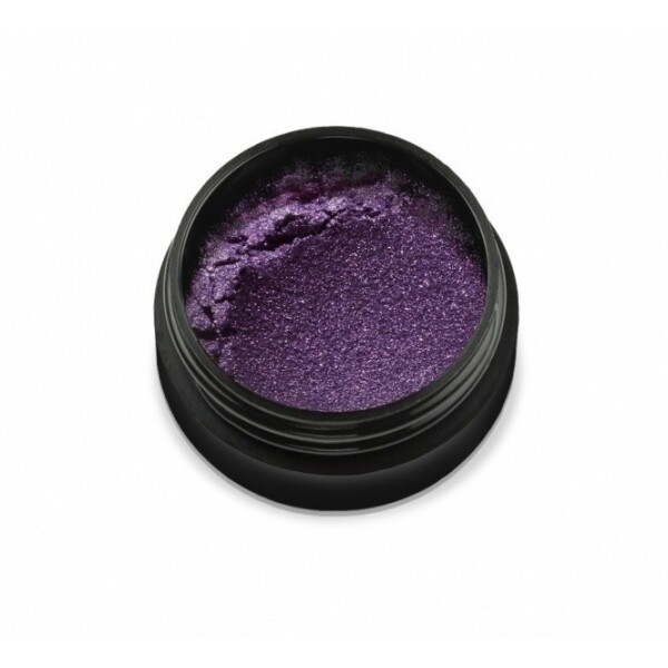 TWO TONES pigment powder 'Didier Lab', BRIGHT VIOLET, 2,5g