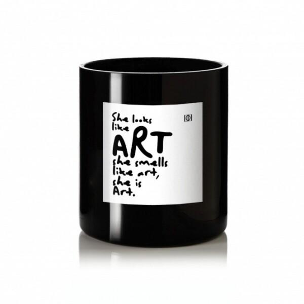STANDART CANDLE Didier Lab, ART, 240gr