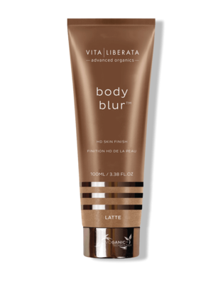 Vita Liberata Body Blur HD Skin Finish-Latte,100ml.