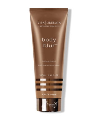 Vita Liberata Body Blur HD Skin Finish-Latte dark,100ml